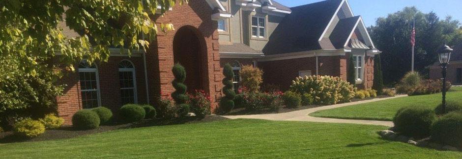Landscape Maintenance & Lawn Care